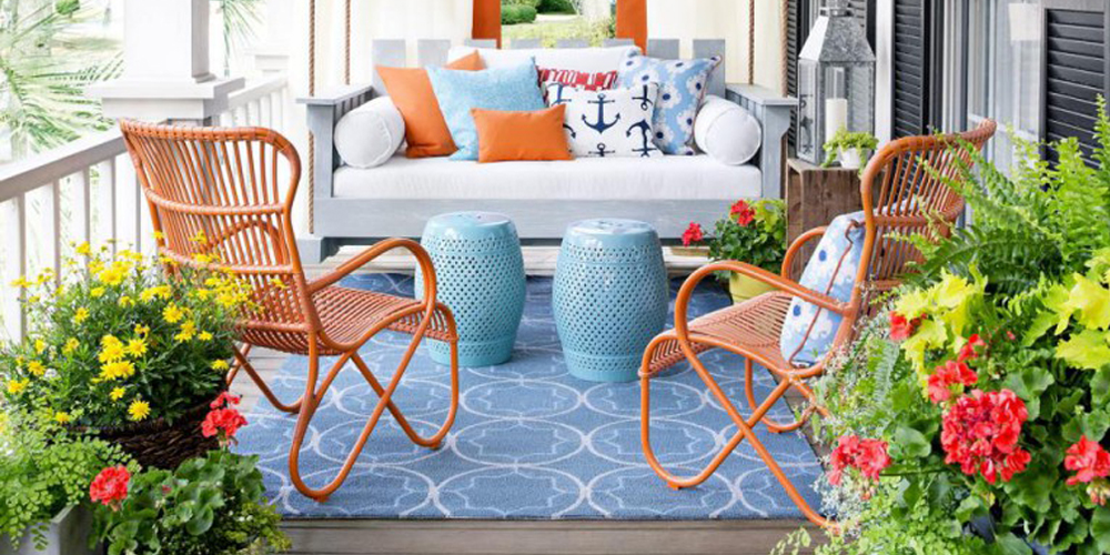 The Addition Of A Rug To An Outdoor Space Is The Perfect Finishing Touch  That Brings Indoor Comfort And Style To Your Home. The Ideal Outdoor Rug Is  Durable ...