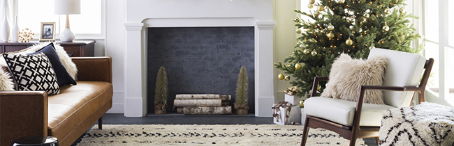 Makeover your home into a holiday haven with these shamefully easy, yet highly impactful holiday decor tips.