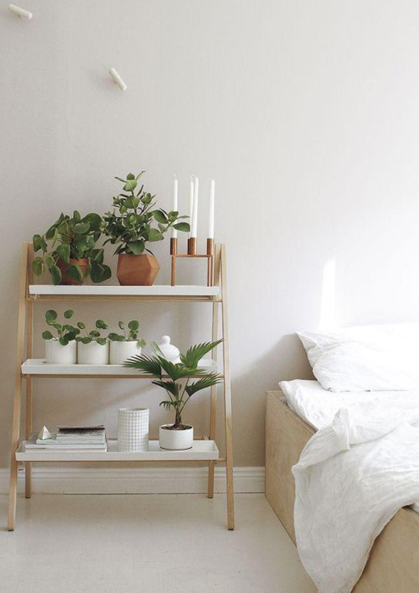 For Your Bedroom... Botanicals Bring Tranquility
