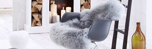 Impossibly soft and utterly luxurious: We're wild about the faux fur trend that's perfect for warming up your home with comfy character.