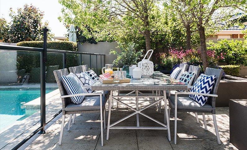 Keep Things Cool With Stylish Shade: Umbrellas Can Be A Godsend On A Hot  And Humid Day, Helping To Provide You And Your Guests With A Shady Spot To  Retreat ...