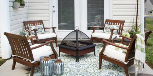 Budget Friendly Decorating Ideas For Small Patios