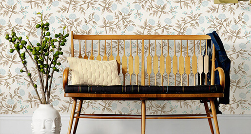 We're sharing wallpapering tips and tricks, from how to hang wallpaper properly, to the best places to add a statement wall in your home.