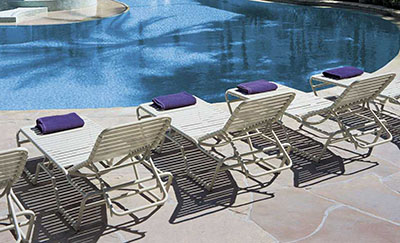 Commercial Pool Furniture Buying Guide