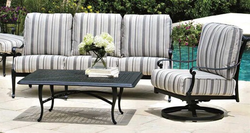 Choosing & Caring for Outdoor Cushions