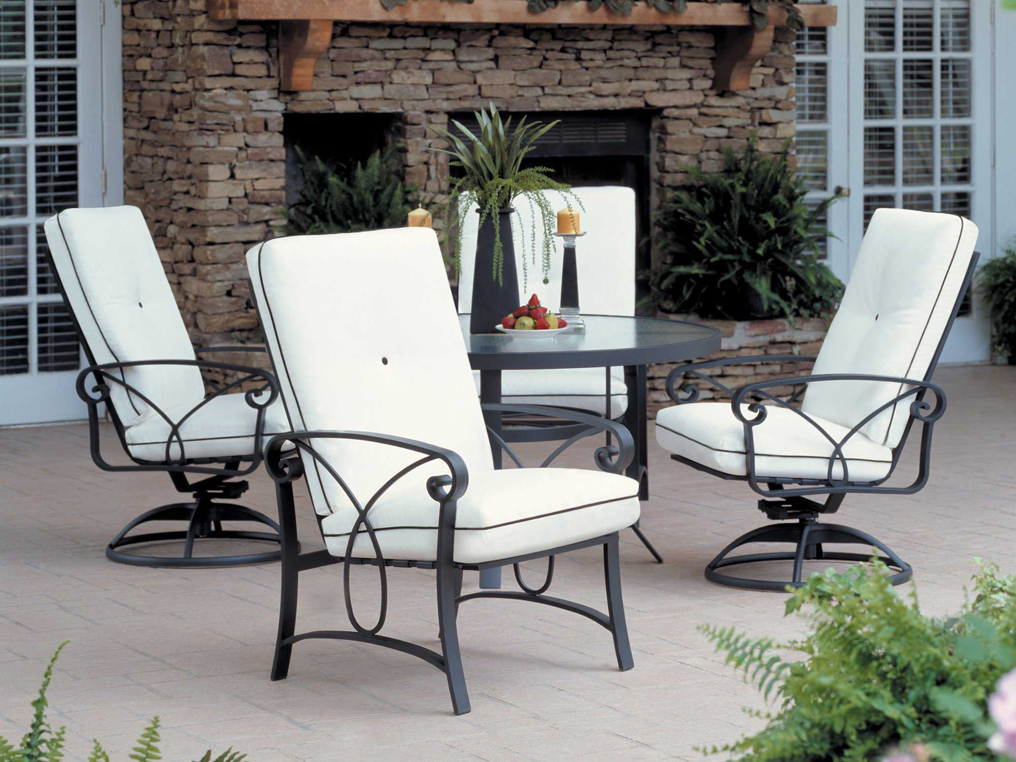 Outdoor furniture transforms the exterior of your home into its own unique and separate living space that you and your family can enjoy weather permitting