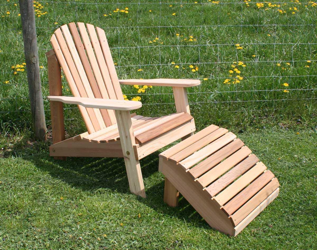 Maintaining Your Adirondack Chairs