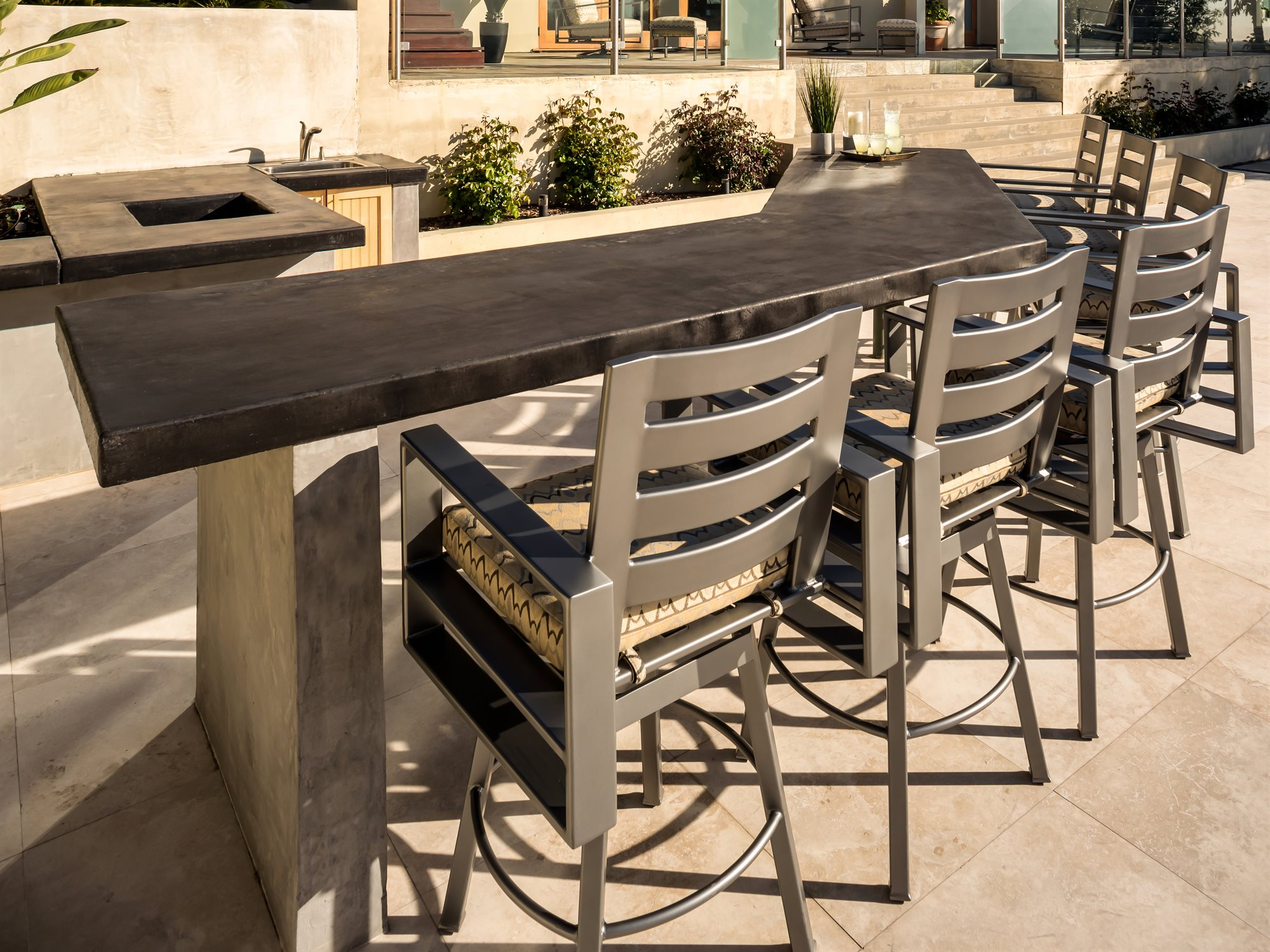 Image of: Outdoor Bar Stool Buying Guide