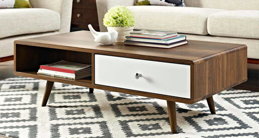 """Achieve a """"Mad Men""""-inspired space in your home with this guide to mid-century modern interior design."""