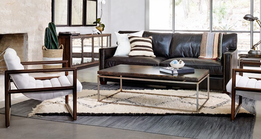Leather vs Vinyl Furniture Buying Guide