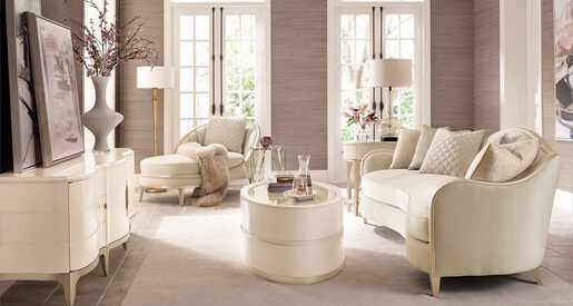 Decorating your home with beautiful furniture that lasts decades means luxury pieces are your best option.