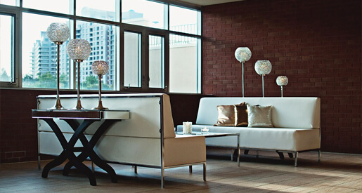 Whether you love clean lines, architectural features, or subtle retro elements, Abstract interior design may be for you. Read on for tips from LuxeDecor.