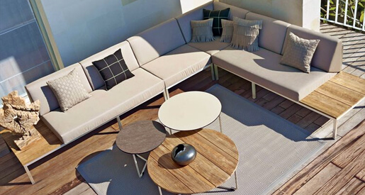 Give your deck the best in modern outdoor design with wicker, wrought iron, and more. Read on to learn some on-point decorating tips from PatioLiving!