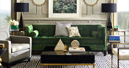If you appreciate Art Deco design, but prefer something a little more subtle, discover Art Moderne interior design when you read about our favorite pieces now!
