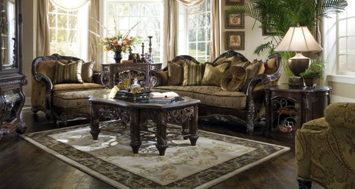 Art Nouveau interior design brings natural themes, subtle curves, and flowing lines into your furniture. Read on to learn how to add Art Nouveau to your home.