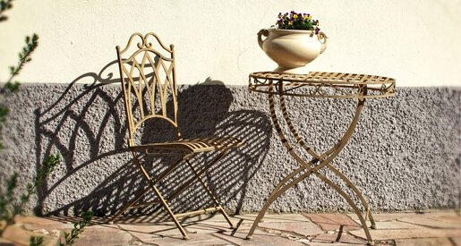 Get Inspired with PatioLiving's Parisian style home decor ideas. Find all the Parisian outdoor furniture you desire in our expansive online collections today!