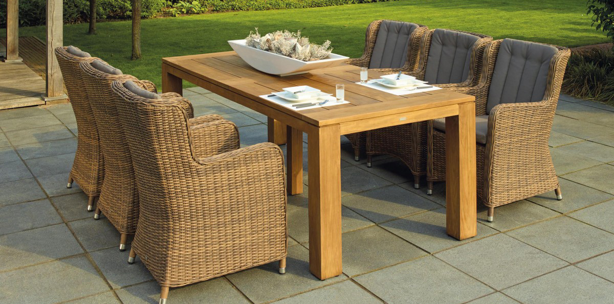 What Makes All Weather Wicker Outdoor Furniture So Good?
