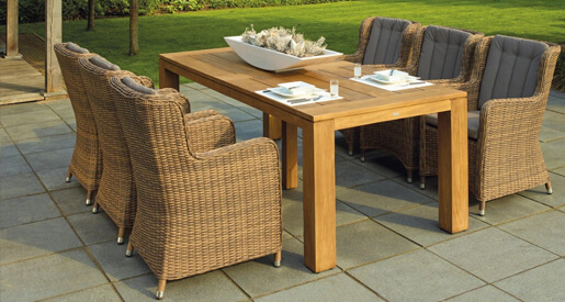 Have you started shopping for patio furniture to decorate your outdoor spaces? Look into the benefits of all weather wicker outdoor furniture at PatioLiving!