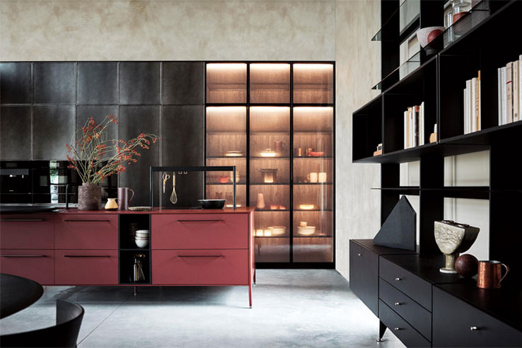 Colorful-Kitchens