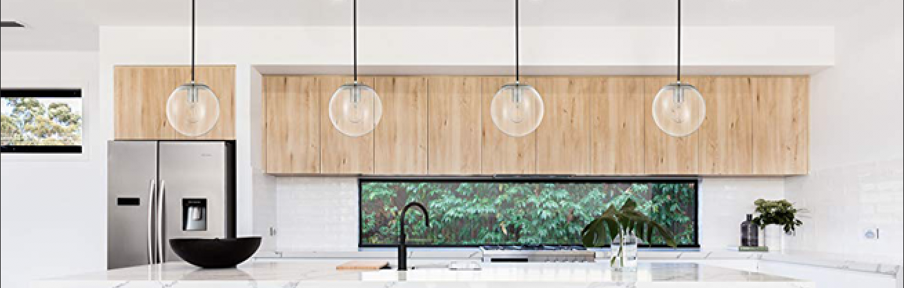 Sleek, fresh, and stylish—there's plenty to love about the modern aesthetic. Here's how to achieve a modern look at home with lighting.
