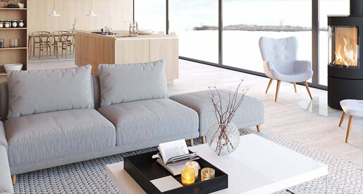 Modern interior design includes a whole slew of styles, with options to speak to anyone's aesthetic preferences.