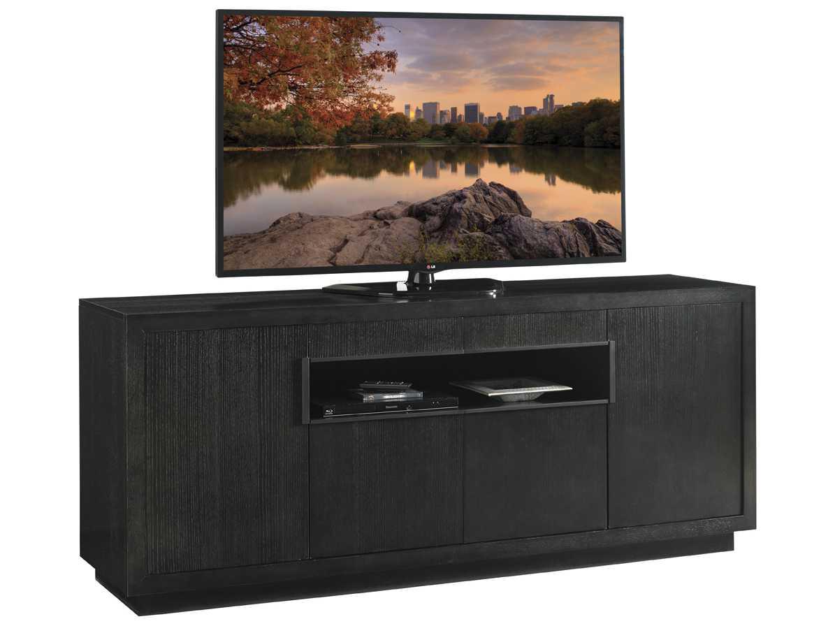 Lexington Carrera Carbon Gray TV Stand