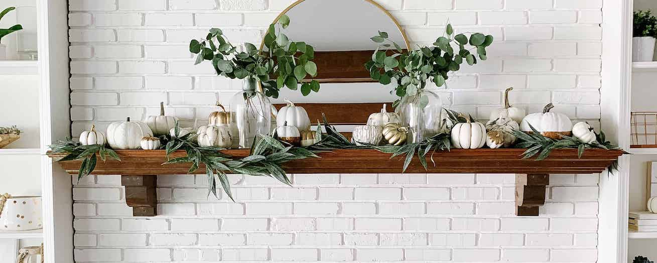 Who says fall decor can't be chic? Here we're sharing four of our favorite fall updates that are completely contemporary.