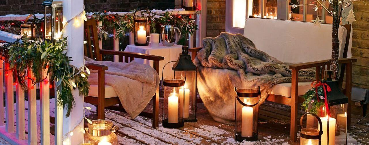 Our Favorite Outdoor Decorating Ideas for the Holidays
