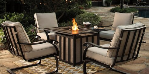 Snuggle Up: The Best Patio Furniture for Cold Weather