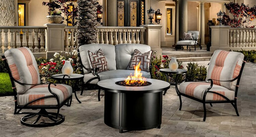 Find the perfect patio furniture to suit your tastes