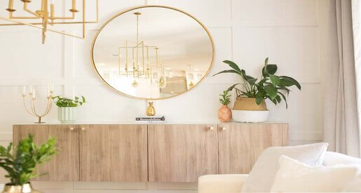 We've curated  statement pieces to get you started on transforming your home into an awe-worthy space. Step out of your comfort zone and try one of our decorating ideas to give any room that wow-factor.