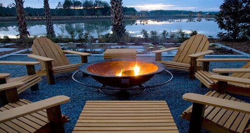 Fire Pit Sets for Outdoor Entertaining through Fall and Winter