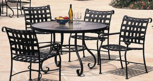 What to Know When Buying Metal Patio Furniture