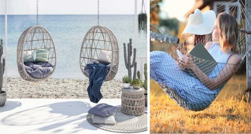 Hang Out This Summer with Our Hammock and Hanging Swing Chair Buying Guide