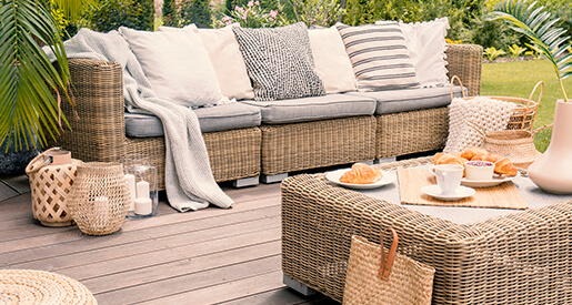 Patio furniture is an investment that you make to add to the beauty and function of your backyard.