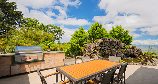 One of the best parts of homeownership is having a patio on which you can enjoy morning tea, family brunch, or a nightcap.