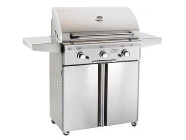 AOG L Series Portable 30'' On Cart  BBQ Grill AG30PCL00SP