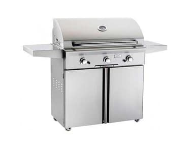 AOG T Series Portable 36'' On Cart  BBQ Grill AG36PCT00SP