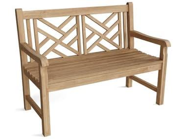 Anderson Teak Vilano 2-Seater Bench AKBH121