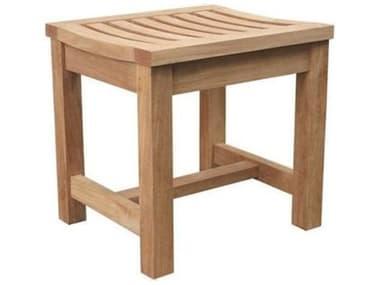 Anderson Teak Madison 24'' Backless Chair AKCHD7024B