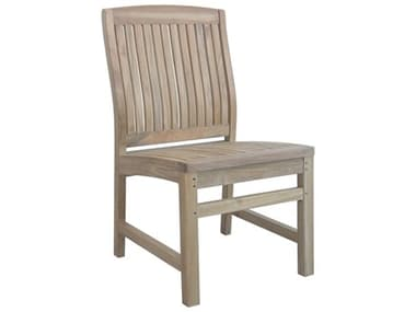 Anderson Teak Sahara Non Stack Dining Side Chair AKCHS021
