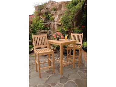 Anderson Teak Replacement Cushion for Avalon Bar Set (Price Includes 2 Cushions) AKCUSHSET10