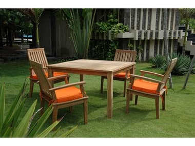 Anderson Teak Replacement Cushion for SET-103 (Price Includes 4 Cushions) AKCUSHSET103