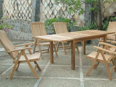 Anderson Teak ReplacementCushion for SET-1 (Price Includes 6 Cushions) AKCUSHSET1