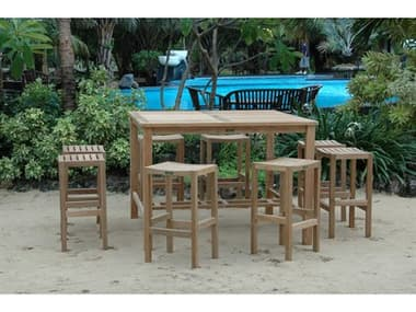 Anderson Teak Replacement Cushion for SET-120 (Price Includes 8 Cushions) AKCUSHSET120