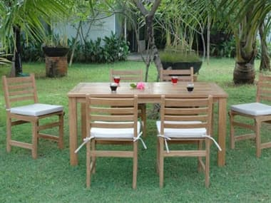 Anderson Teak Replacement Cushion for SET-203 (Price Includes 6 Cushions) AKCUSHSET203