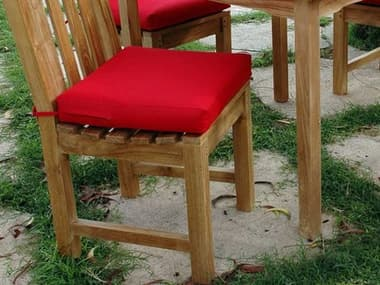 Anderson Teak Replacement Cushion for SET-25 (Price Includes 4 Cushions) AKCUSHSET25