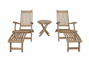 Anderson Teak Replacement Cushion for SET-275 (Price Includes 2 Cushions) AKCUSHSET275