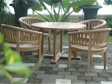 Anderson Teak Replacement Cushion for SET-3 (Price Includes 4 Cushions) AKCUSHSET3