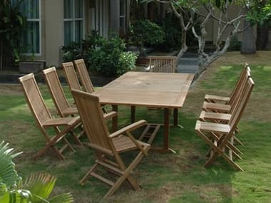 Anderson Teak Replacement Cushion for Valencia Dining Set (Price Includes 10 Cushions) AKCUSHSET32B